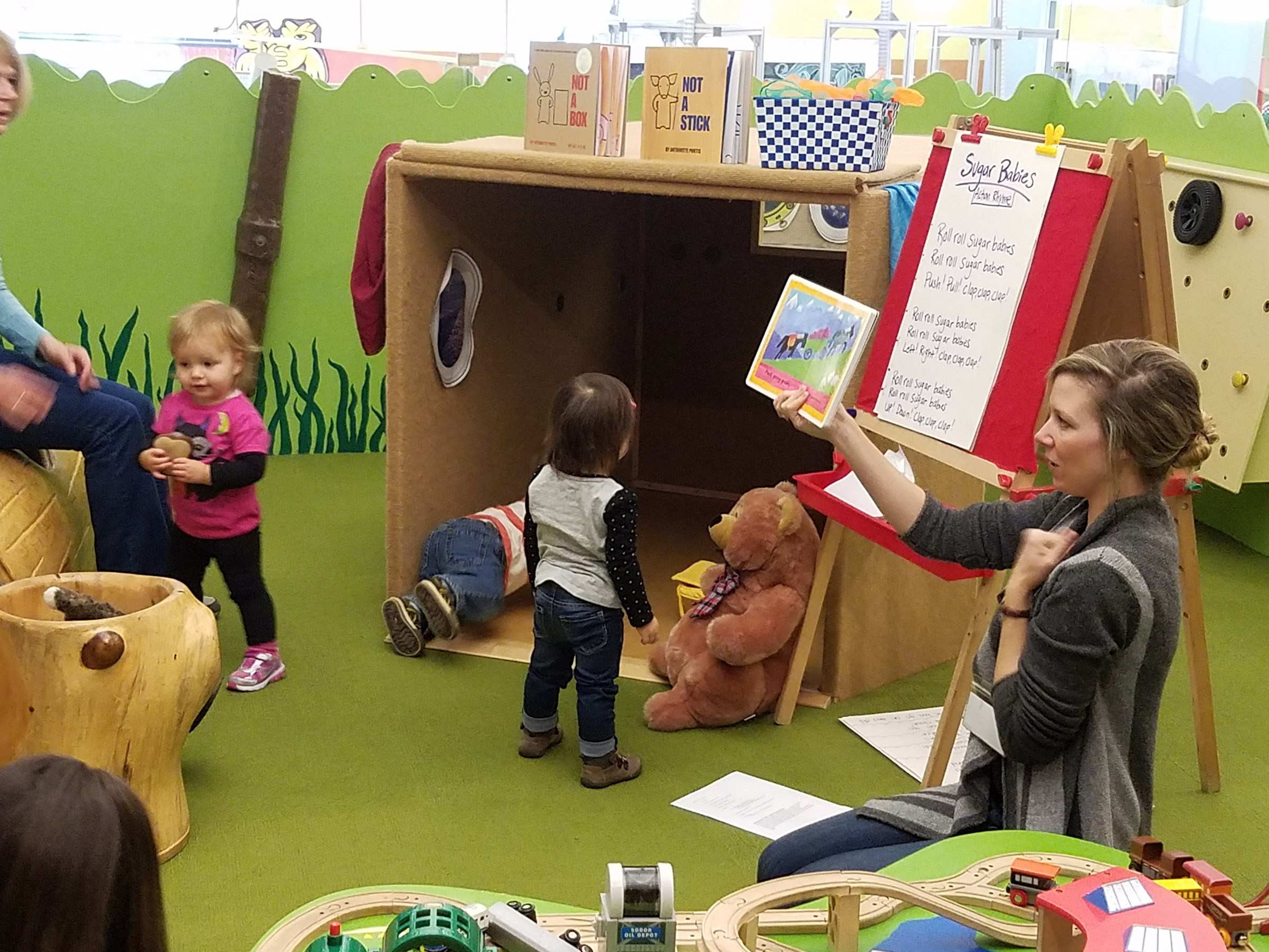 Dover Baby Storytime