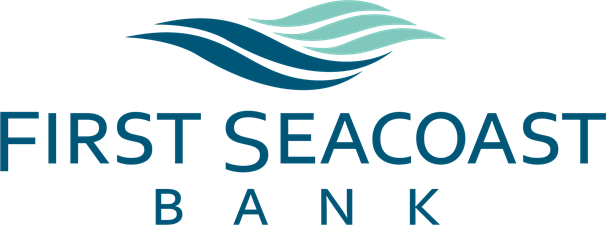 First Seacoast Bank Logo Hor Cmykpng