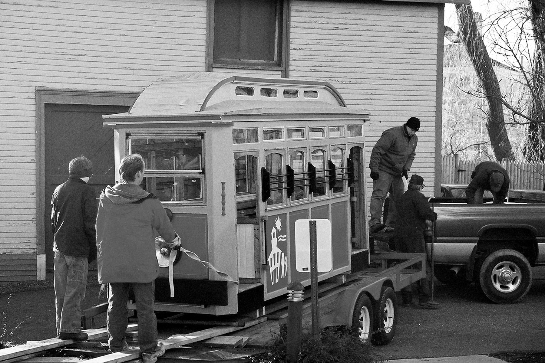 Portsmouth Trolley