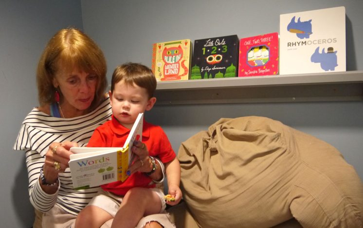 family-reading-at-CMNH