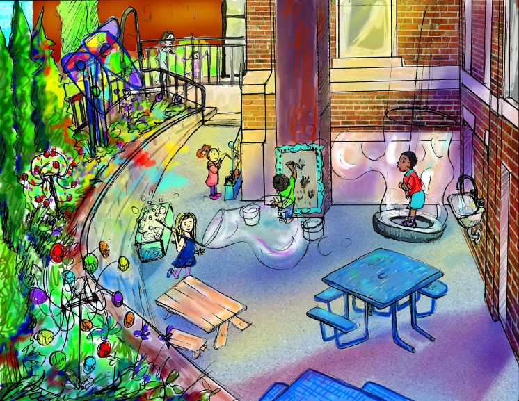 Playpatiodrawing Withcolor B