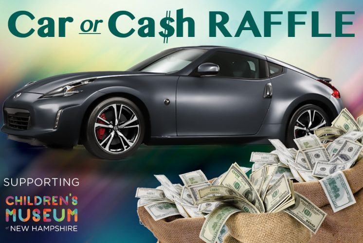 Win a 2019 Nissan 370Z Coupe or $20,000 cash | Children's