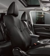 2018 Nissan Rogue Sport Interior Passenger Space Large