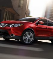 2018 Nissan Rogue Sport Palatial Red Large